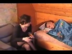 Russian mom and son - family seductions 02  free