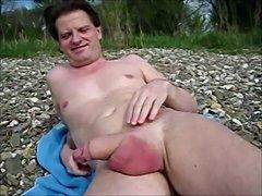 Nudist Extrem Monster Asshole  FKK Kissing