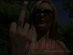 You disgusting jerk off - Amy Reid Humiliaion