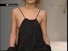 Best of fashion tv - part 8 - model oops  free