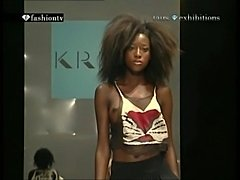 Best of fashion tv - part 9 - model oops  free