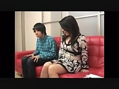 Mother and son watching porn together experiment - 4  free