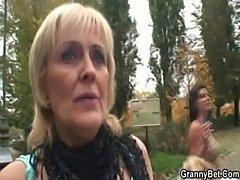 Granny prostitut ... free