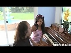 Tanner Learns To Play Ron Jeremy's Skin Flute!