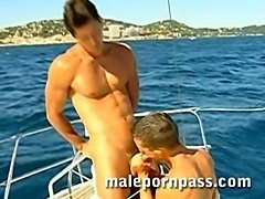 Sex on the Boat